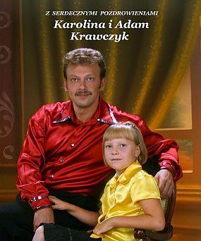 Karolina i Adam Krawczyk Nasze kamraty