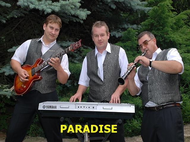 Paradise Nasze kamraty